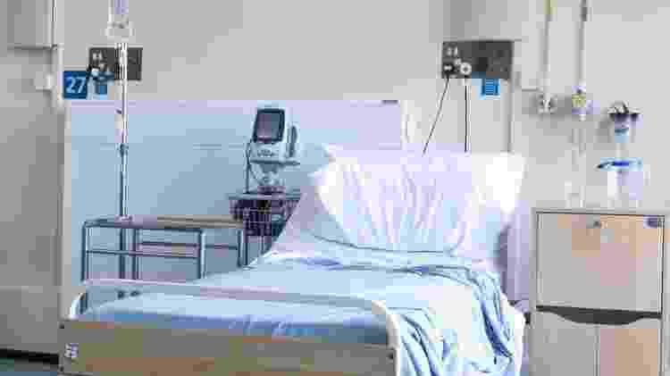 Leito de hospital - Getty Images - Getty Images