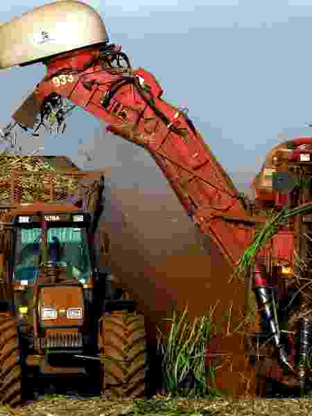 Colheita de cana-de-açúcar em Sertãozinho (SP) - Paulo Whitaker