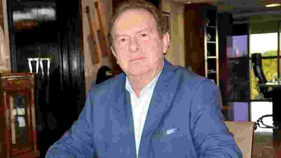 Mauro Carlesse (DEM), governador do Tocantins - Esequias Araújo/Governo do Tocantins/divulgação