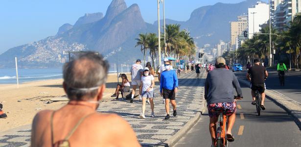 No Rio de Janeiro | Witzel autoriza reabertura de shoppings e bares