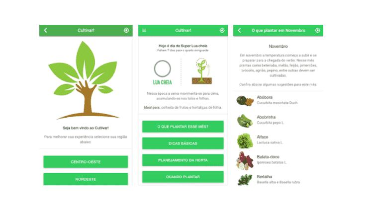 Cultivar! Brasil - Reprodução - Reprodução