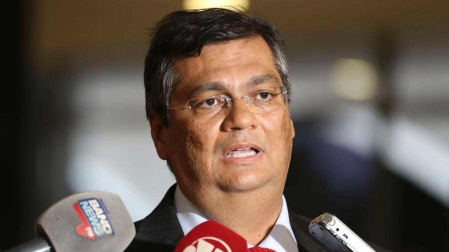 """Governador do Maranhão, Flávio Dino (PCdoB), afirmou que o custeio dos leitos por parte do governo federal não é um favor, e sim um """"dever"""" - Valter Campanato/Agência Brasil"""