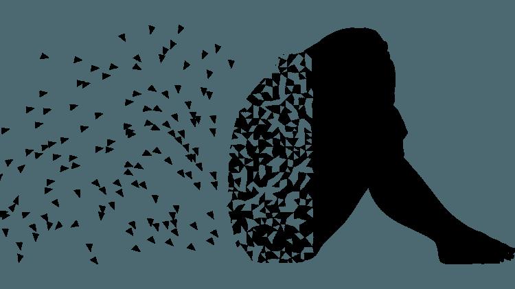 Ilustração - saúde mental sofrimento identidade desintegrando - Gordon Johnson/ Pixabay - Gordon Johnson/ Pixabay