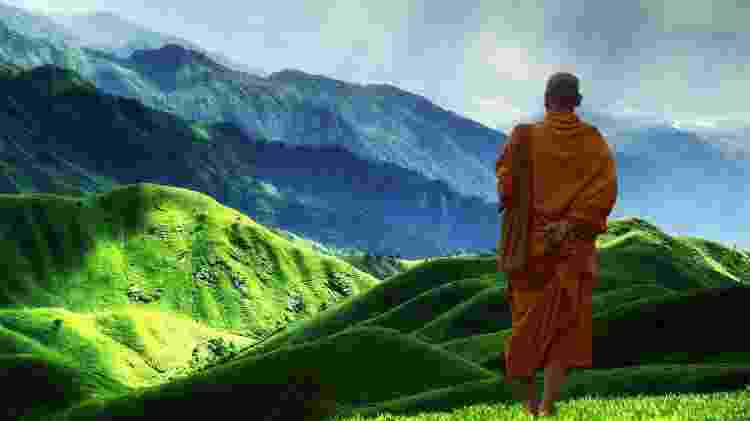 monge tibete budista - Karin Henseler/ Pixabay - Karin Henseler/ Pixabay