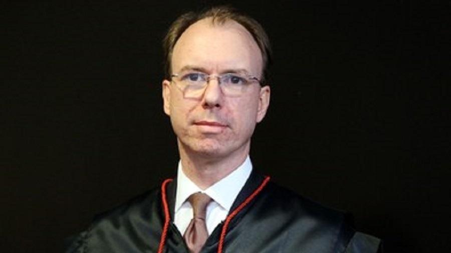 Carlos Horbach foi nomeado pelo presidente Jair Bolsonaro para assumir o cargo de ministro titular do TSE - Divulgação/TSE