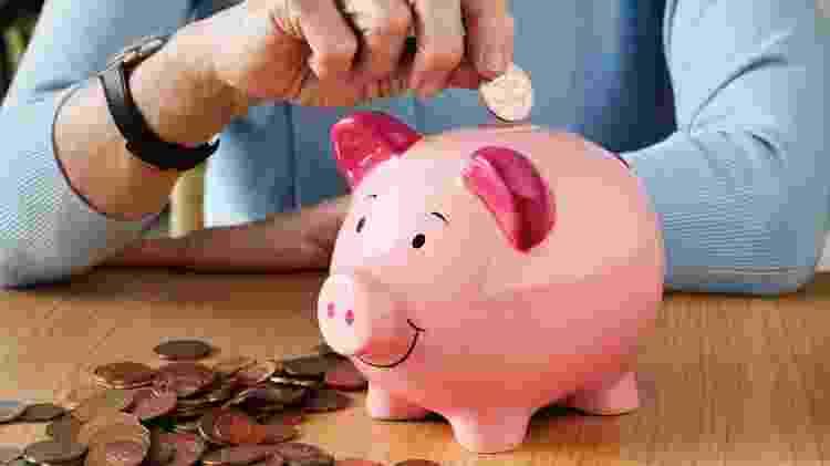 Em 2020, a captação líquida da poupança registrou recorde de R$ 166,3 bilhões - Getty Images - Getty Images