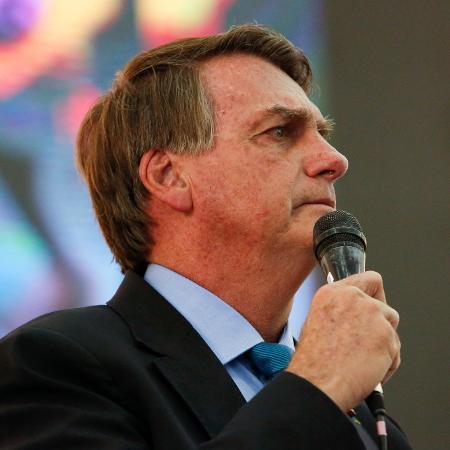 Presidente Jair Bolsonaro vetou a distribuição gratuita de absorventes - Anderson Riedel/PR