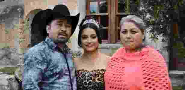 A intenção de Crescencio Ibarra e sua mulher era convidar apenas vizinhos e amigos para o aniversário de sua filha  - Facebook