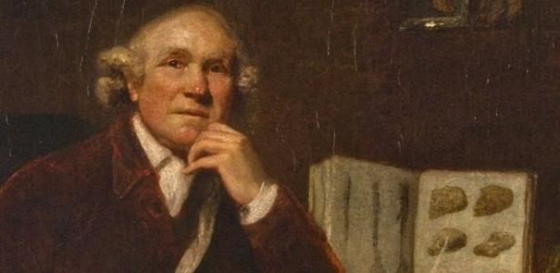 John Hunter desenvolveu um trabalho de pesquisa pioneiro em medicina e até se contaminou com doenças para escrever sobre elas