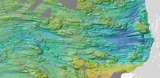 Iceberg 4 - Atlas of Submarine Glacial Landforms - Atlas of Submarine Glacial Landforms