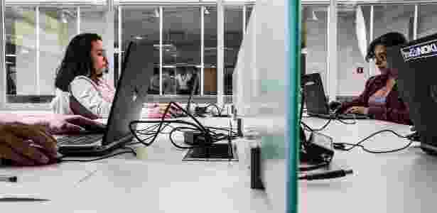 9 - Novo escritório da Nokia no Brasil - Fernando Moraes/UOL - Fernando Moraes/UOL