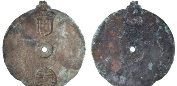 Arqueólogos encontraram astrolábio de navio da da frota de Vasco da Gama; instrumentos mediam a altura do sol