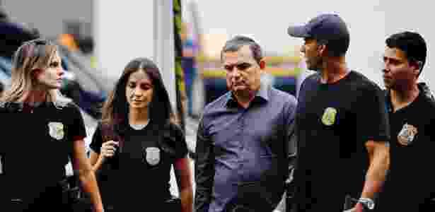 Ex-chefe da Casa Civil, Régis Fichtner foi preso na última quinta-feira (23) - Pablo Jacob /Agência O Globo
