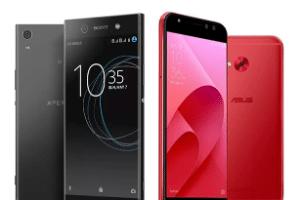 Qual intermediário leva a melhor: Xperia XA1 Ultra ou Zenfone 4 selfie Pro? (Foto: Arte UOL)