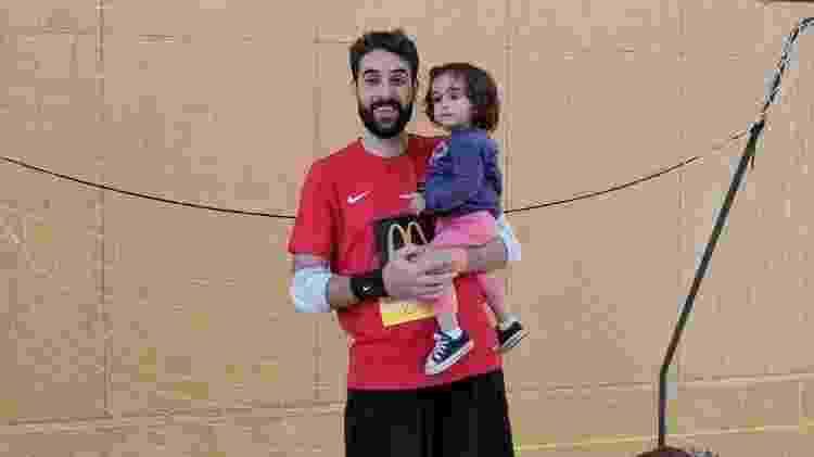 Atta Elayyan, goleiro da seleção de futsal da Nova Zelândia, foi morto no atentado na Nova Zelândia - Reprodução/Facebook - Reprodução/Facebook