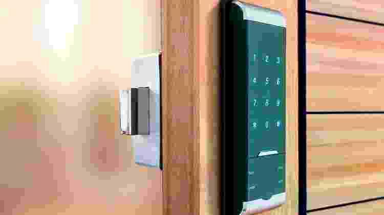 """Fechaduras eletrônicas dão um """"basta"""" nos problemas envolvendo as chaves - Divulgação - Divulgação"""