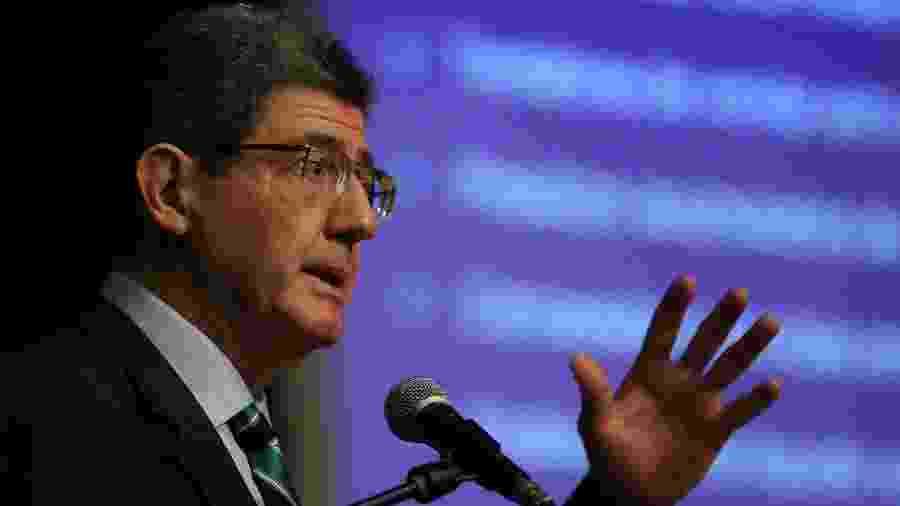 Joaquim Levy, pediu demissão da presidência do BNDES - Pilar Olivares/Reuters