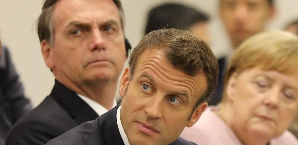 Diplomacia comercial | França cita questão ambiental e diz que se opõe a acordo da Europa com Mercosul