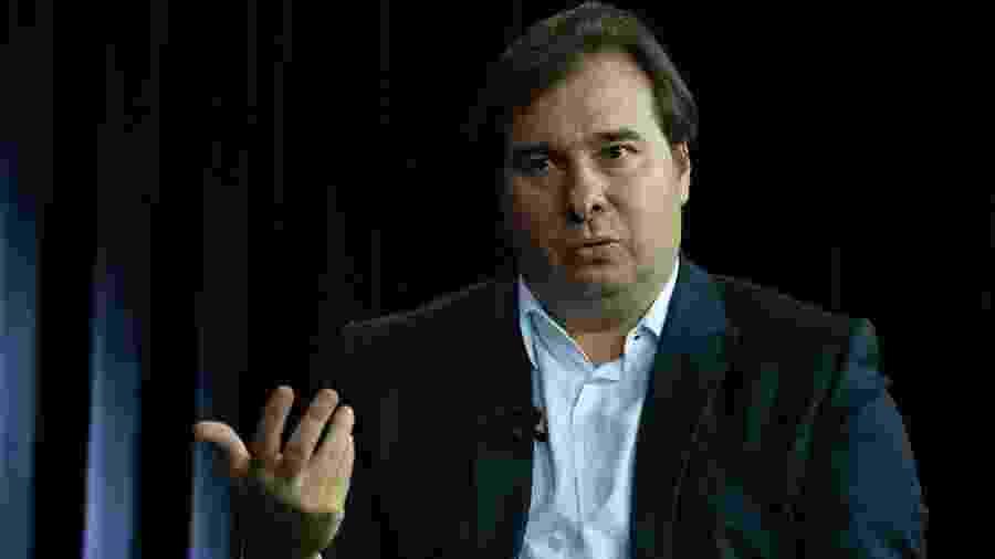 Presidente da Câmara, Rodrigo Maia - Kleyton Amorim/UOL