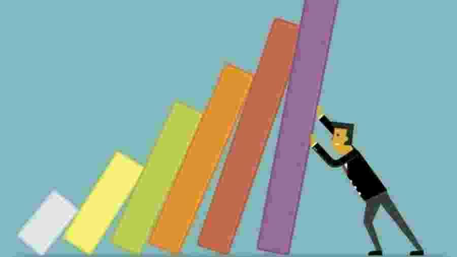 Feito em parceria com a americana Duke University, o CFO Optimism Index recuou do nível mais alto desde 2013 - 68,5, registrado em dezembro de 2018 - para 49,2 - Getty Images