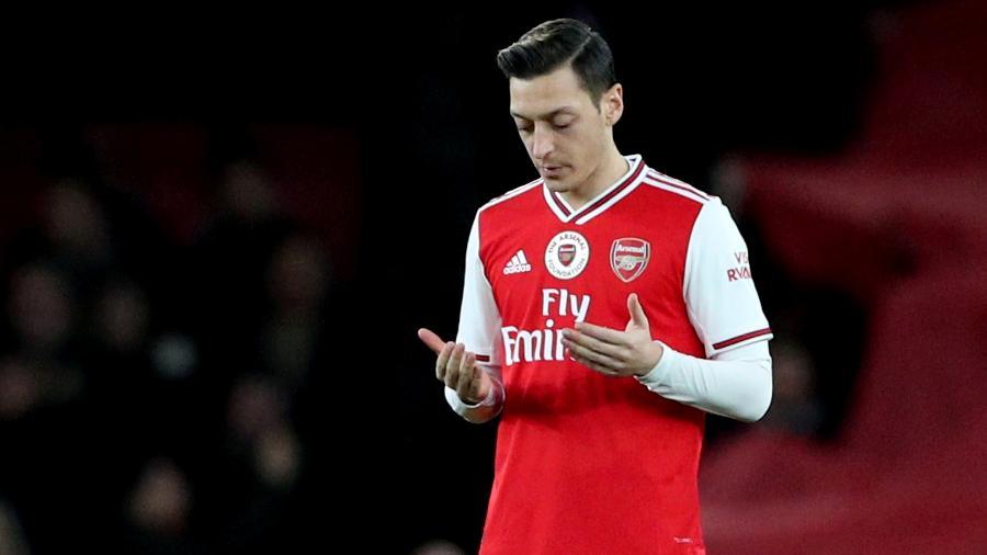 Meia alemão chegou ao Arsenal na temporada 2013/14 e deve ficar na Inglaterra até 2021 -