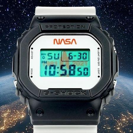Casio lança relógio G-Shock comemorativo aos 40 anos do primeiro ônibus espacial da Nasa - Casio