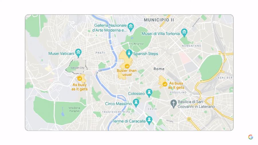 Google I/O anuncia novos recursos para o Google Maps - Reprodução