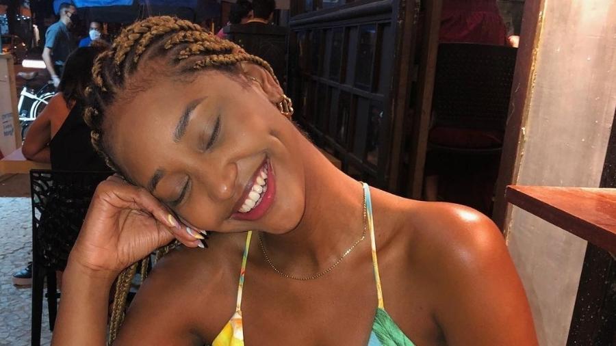A jovem Kathlen Romeu, grávida, foi morta no Rio - Reprodução/Instagram