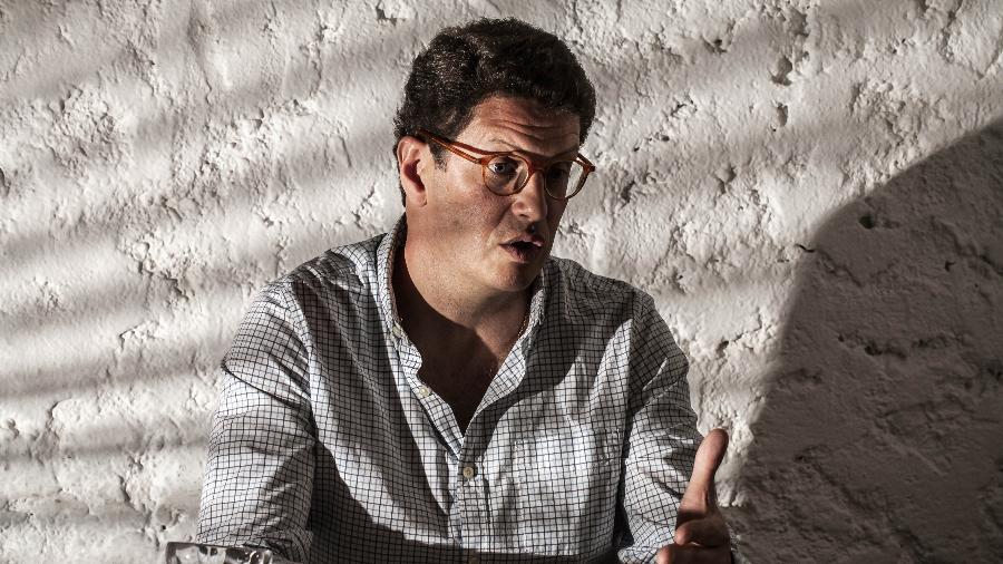 Ricardo Salles, ex-ministro do Meio Ambiente - Fernando Moraes/UOL