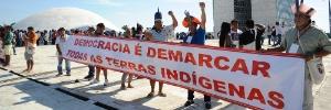 Governo muda regra de demarcação para terras indígenas (Foto: Lucio Bernardo Júnior / Câmara dos Deputados)