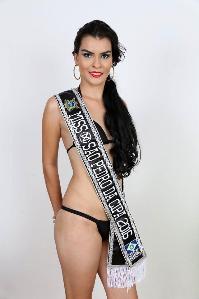 27.jan.2016 - São Pedro da Cipa - Josiane Mendonça da Silva, 20 anos