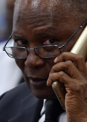 Jocelerme Privert, presidente interino do Haiti, teve seu mandato encerrado ontem