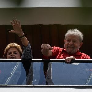 Dilma visita Lula em SP; STF pode não ser bom negócio para o ex-presidente