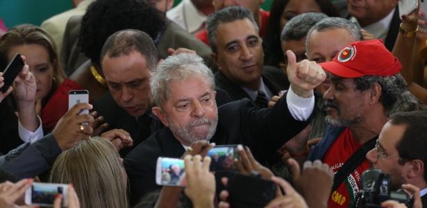 Lula confirma ida a ato na avenida Paulista - André Dusel/Estadão Conteúdo