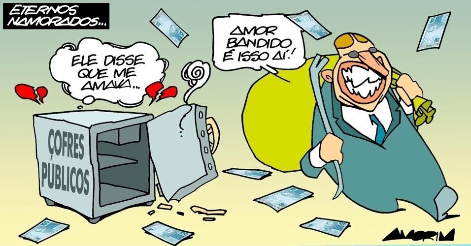 12.jun.2016 - Dia dos Namorados em Brasília é com amor bandido