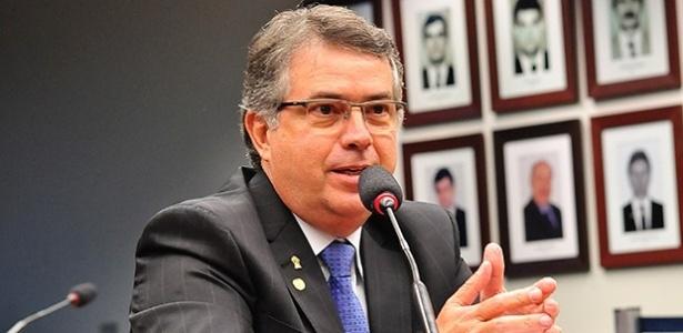 """O deputado federal Joaquim Passarinho (PSD-PA), que vai presidir a comissão especial para analisar o projeto """"As Dez Medidas contra a Corrupção"""""""