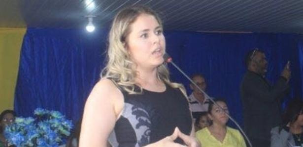 Ex-prefeita de Bom Jardim Lidiane Leite da Silva