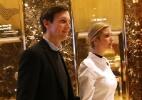 Trump indica o marido de Ivanka como conselheiro da Casa Branca - Spencer Platt/Getty Images/AFP