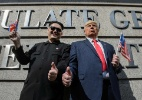 Trump diz que Coreia do Norte está