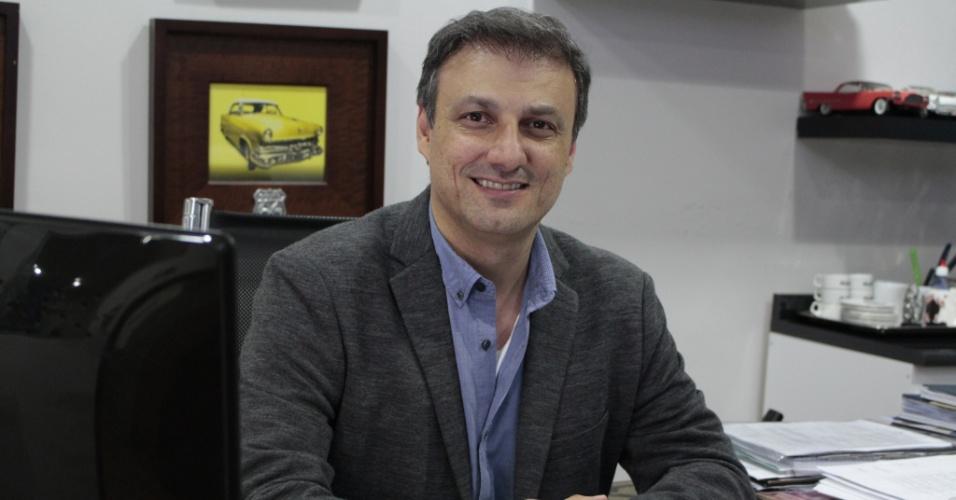 O empresário Mahmoud El Orra é dono da empresa Pillowtex, que criou as marcas Masterconfort, Zona Criativa e Crazy4Cups.