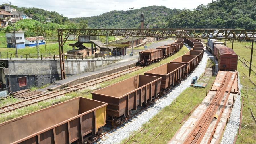 Estação de trem de Paranapiacaba em São Paulo - Getty Images/iStockphoto