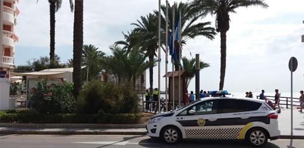 Menina de dois anos sofre tentativa de sequestro na Praia da Cura, em Torrevieja, na Espanha