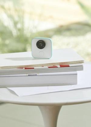 Clips, a nova câmera inteligente do Google - Divulgação