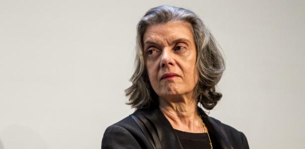 Ministra Cármen Lúcia é a presidente da República em exercício na ausência de Temer - Marivaldo Oliveira/Estadão Conteúdo