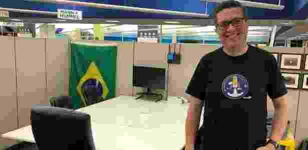 Banco do Brasil está na Plug and Play - Gabriel Francisco Ribeiro/UOL - Gabriel Francisco Ribeiro/UOL