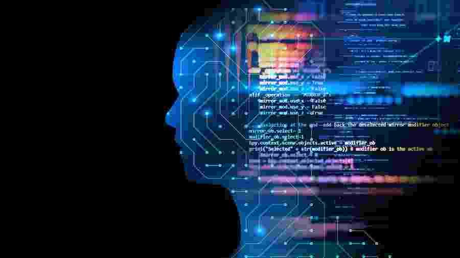 Inteligência artificial impacta toda a sociedade, incluindo áreas como o jornalismo - Getty Images/iStockphoto