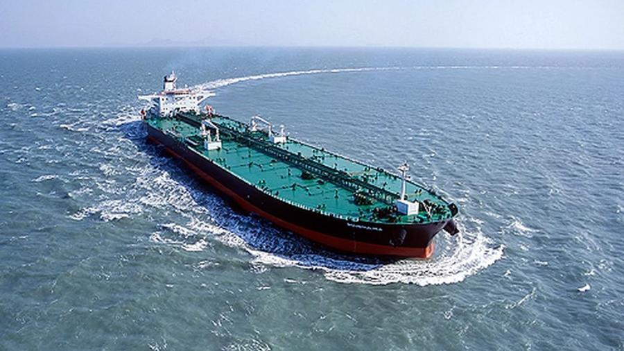 Boubolina, navio petroleiro operado por empresa grega é suspeito de derramar o óleo que atinge o Nordeste, segundo a PF - Divulgação/Delta Tankers