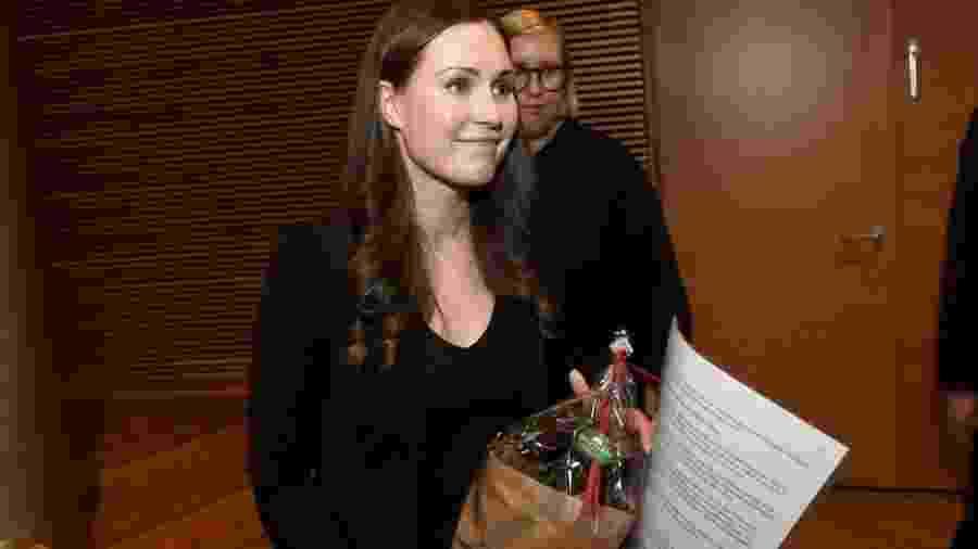 Sanna Marin será primeira-ministra mais jovem do mundo - Reuters