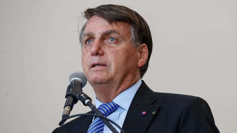Bolsonaro (sem partido) indicou três militares entre cinco nomeados para assumir diretoria da ANPD - Carolina Antunes/PR