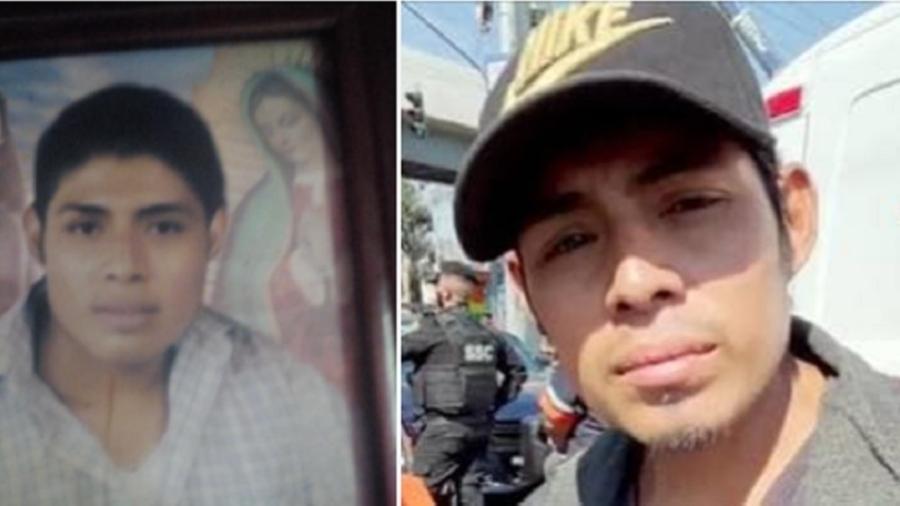 Miguel Córdova vivia embaixo de metrô que desabou e foi reencontrado por família após sete anos sem notícias - Reprodução/Facebook